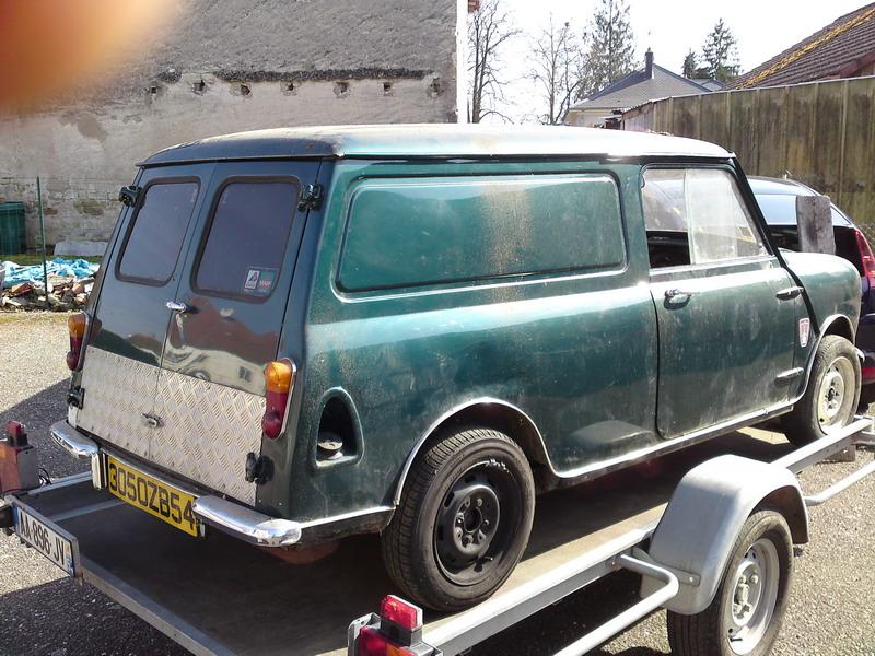 Fefeu52 : Mini Van P23-0311