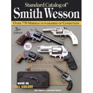 Standard Catalog of Smith & Wesson 51t4k10