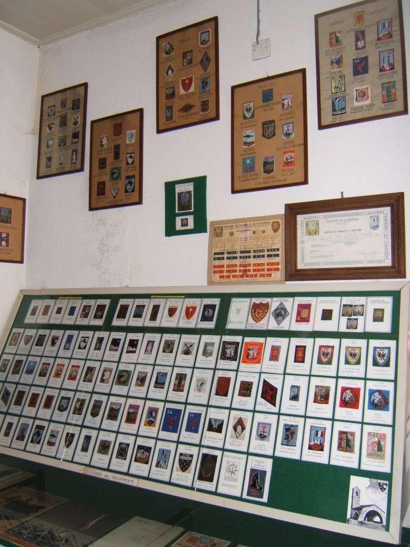 le musée des Chantier  de Jeunesse de Châtelguyon Dscf4612