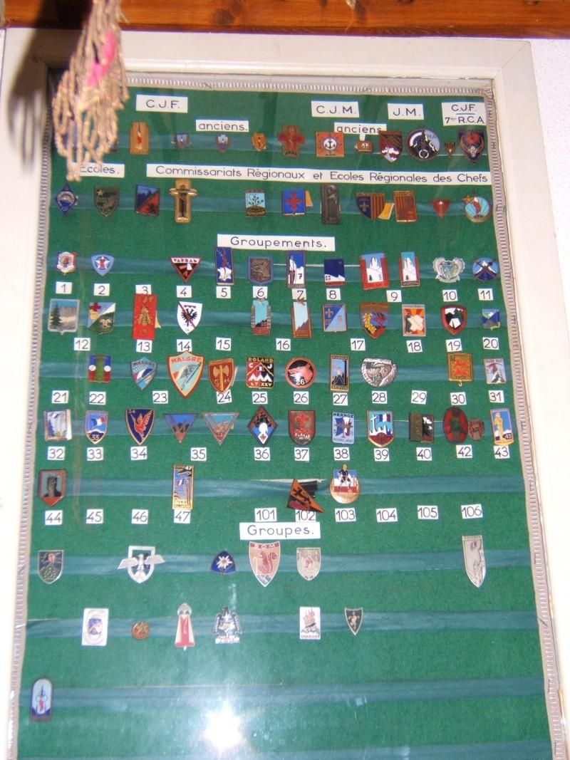 le musée des Chantier  de Jeunesse de Châtelguyon Dscf4613