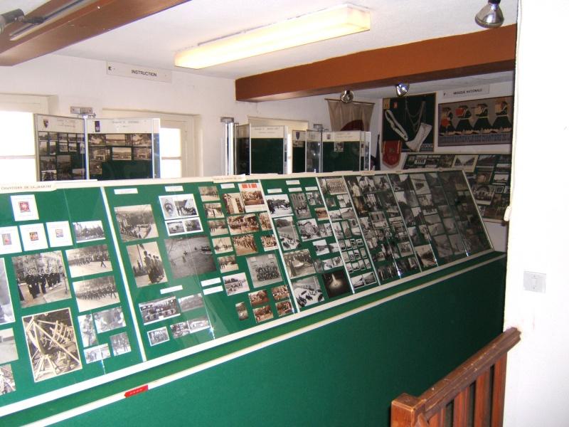 le musée des Chantier  de Jeunesse de Châtelguyon Dscf4711