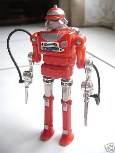 Les jouets de notre enfance Robot110