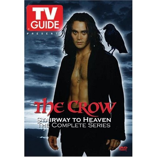 The Crow: Stairway to Heaven Thecro10
