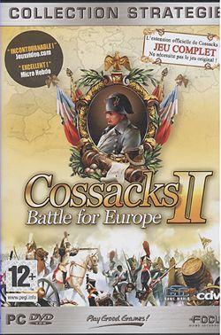 Concours . A gagner : 3 jeux Cossacks2 Battle For Europe. Jakett10
