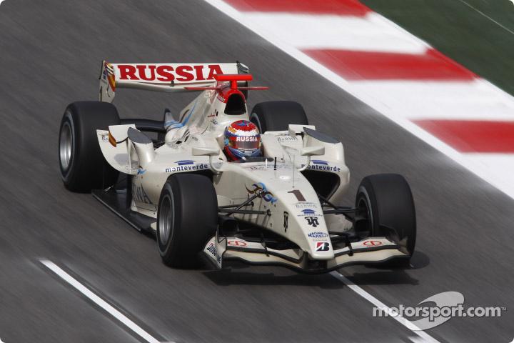 [F1] Vitaly Petrov Campos11