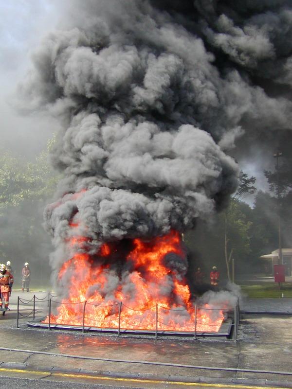 Ryckevelde (lutte-incendie) P6260012