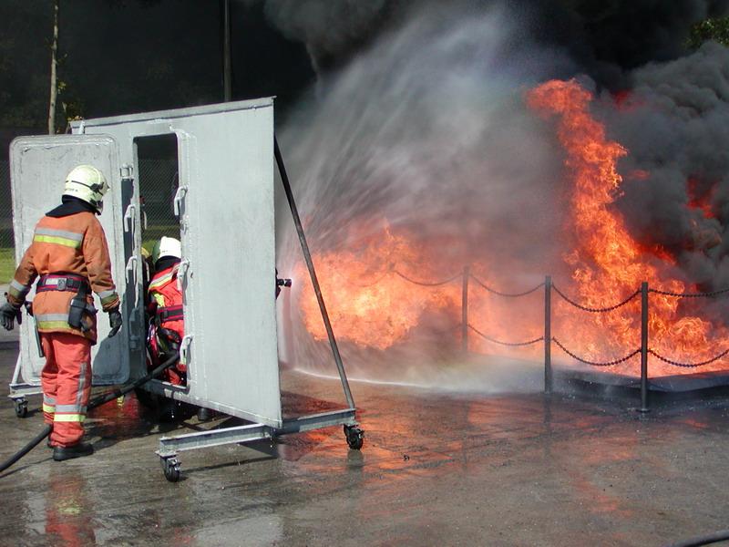 Ryckevelde (lutte-incendie) P6260014