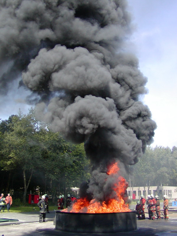 Ryckevelde (lutte-incendie) P6260015