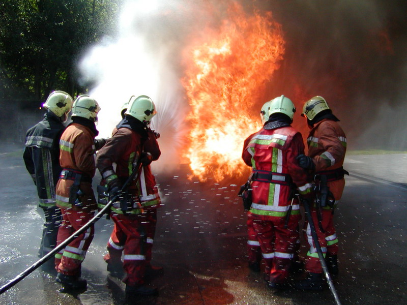 Ryckevelde (lutte-incendie) P6260017