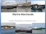 Marine Marchande