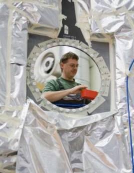 Reportage photo : la coiffe d'Ariane 5 345htt10
