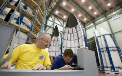 Reportage photo : la coiffe d'Ariane 5 400htt11