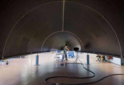 Reportage photo : la coiffe d'Ariane 5 400htt12