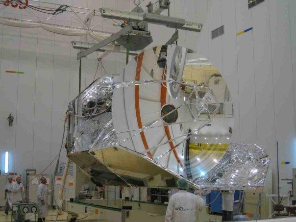 Ariane 5 ECA V188 / Herschel & Planck (14/05/2009) N1504310