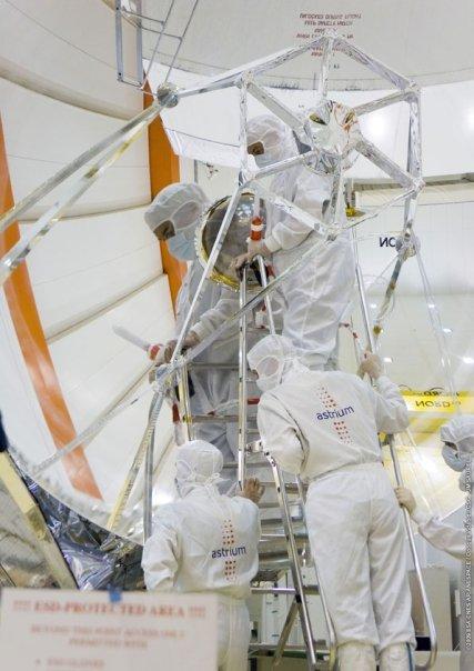 Ariane 5 ECA V188 / Herschel & Planck (14/05/2009) N1504313