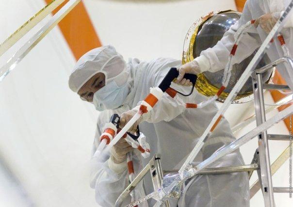 Ariane 5 ECA V188 / Herschel & Planck (14/05/2009) N1504314