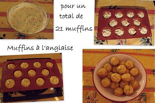 muffin salés Muffin13