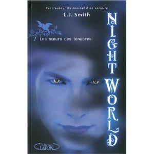 Night World - tome 2 : Les soeurs des ténèbres - L.J. Smith 41zmco10