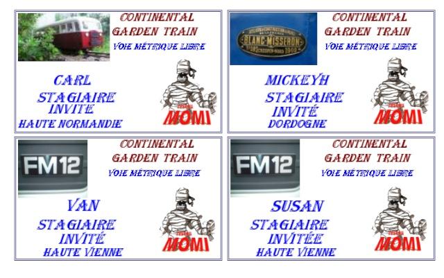 Châtellerault ,1° et 2 Mai 2010 - Page 2 Badges12