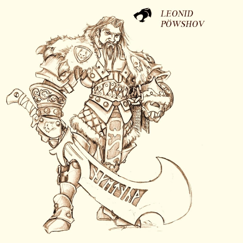 "Warhammer campagne (2005-2010) - LEONID PYOCHOW ""LEO"" Sans_t10"