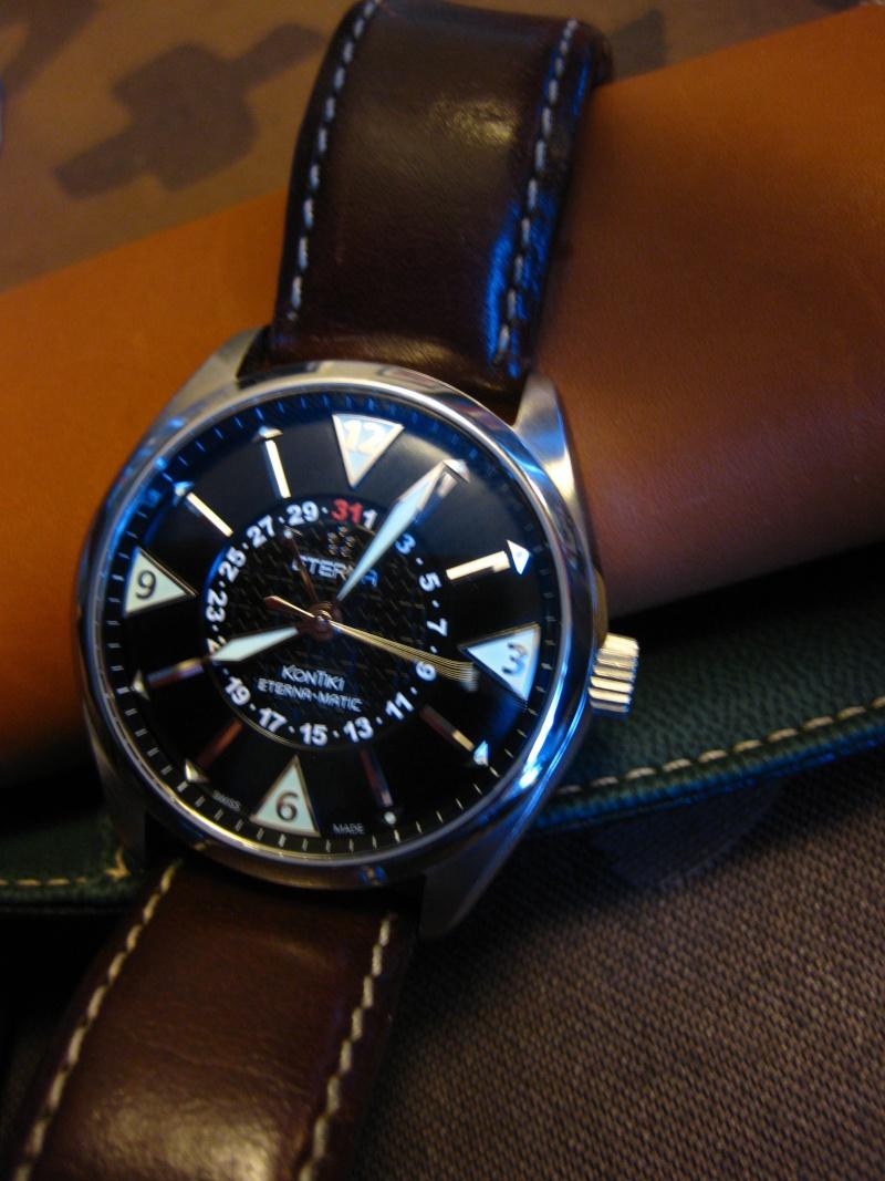 Eterna - Quel bracelet avez vous sur votre Eterna Kontiki fourhands ? Img_0916