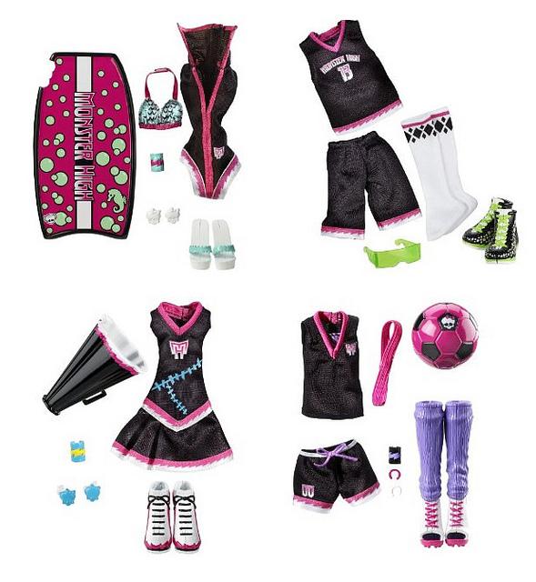 Monster High, les nouvelles venues de Mattel - Page 5 51155310