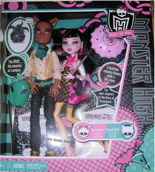 Monster High, les nouvelles venues de Mattel - Page 5 55592910