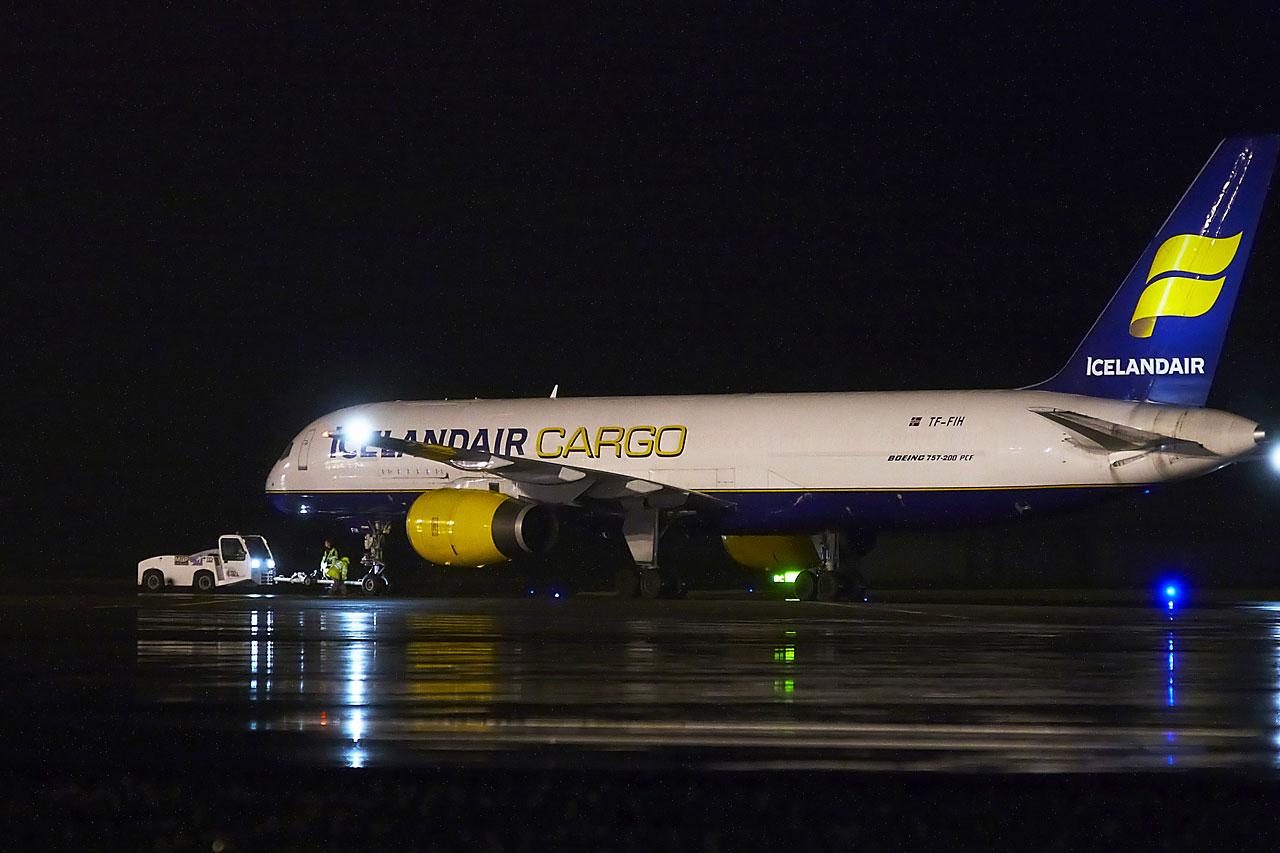 [TF-FIH] 757-200 PCF  Icelandair Cargo Img_7612
