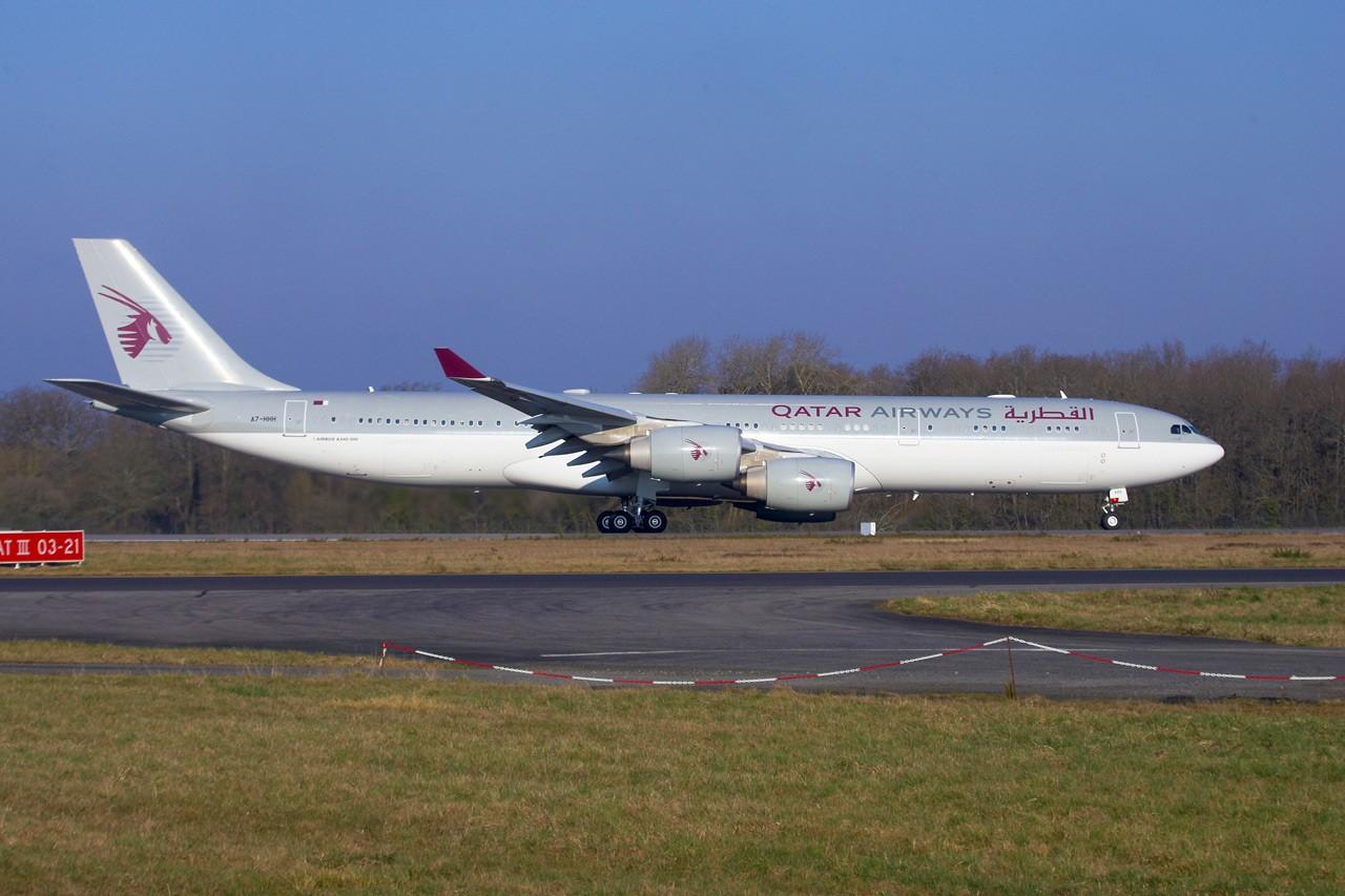 Spotting du 07/03/2010: A345 Qatar Jp0r9517