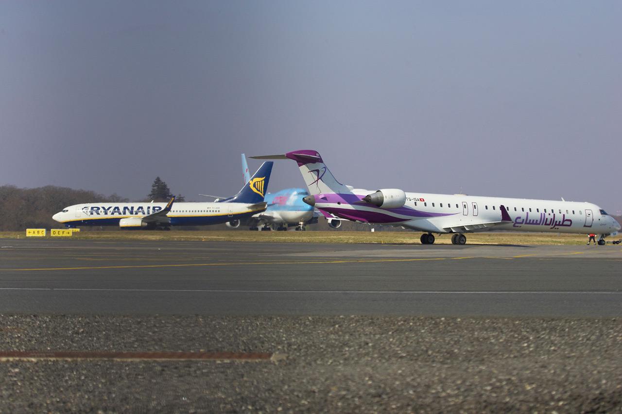 Spotting du 07/03/2010: A345 Qatar Jp0r9521