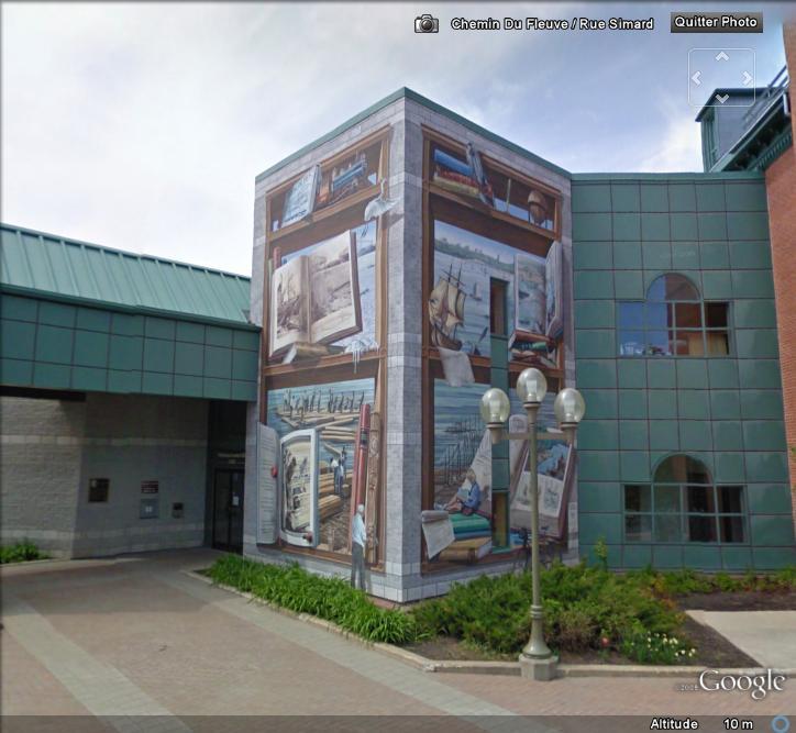 STREET VIEW : les fresques murales - MONDE (hors France) A_st-r10