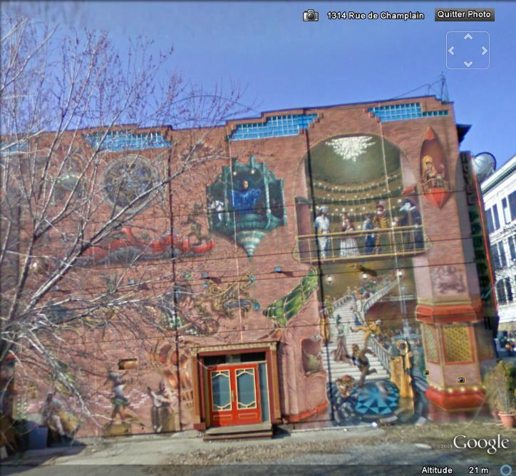 STREET VIEW : les fresques murales - MONDE (hors France) - Page 3 Fresqu12