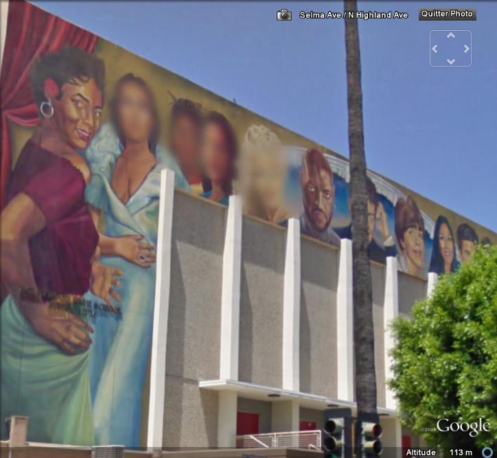 STREET VIEW : les fresques murales - MONDE (hors France) - Page 3 Fresqu14