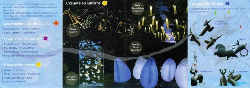 Les œuvres d'art, sculptures de Toutain, land art… - Page 12 Land_a15