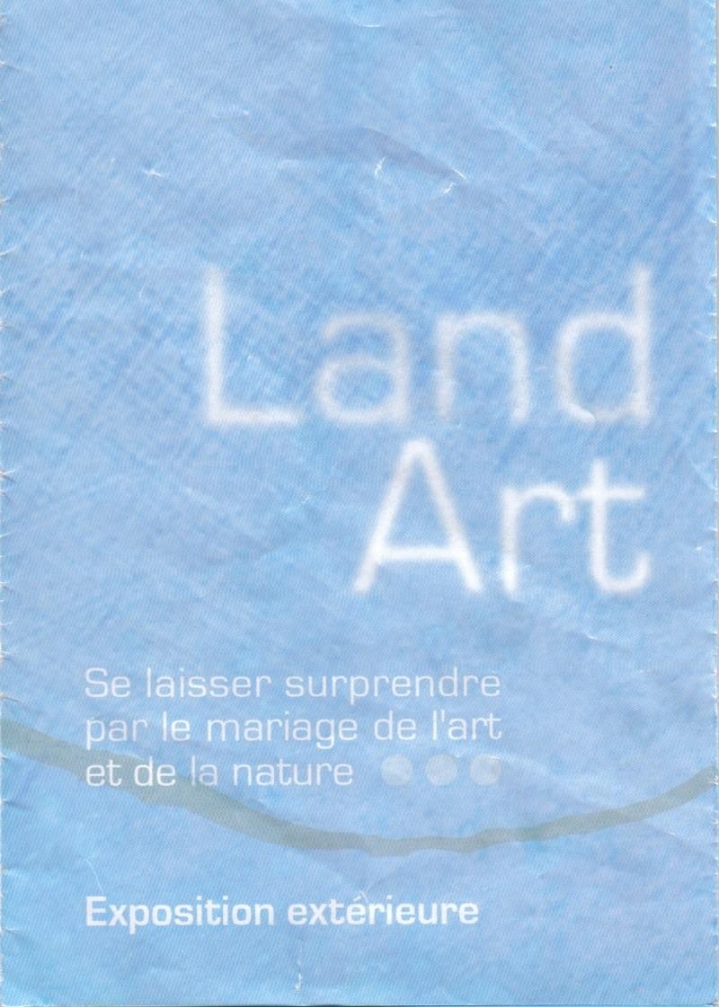 Les œuvres d'art, sculptures de Toutain, land art… - Page 12 Land_a16