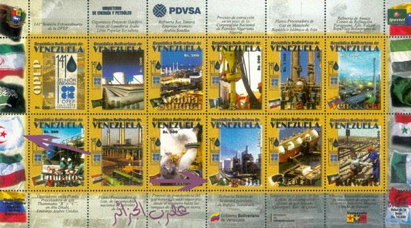 Algérie, OPEP et Venezuela 533