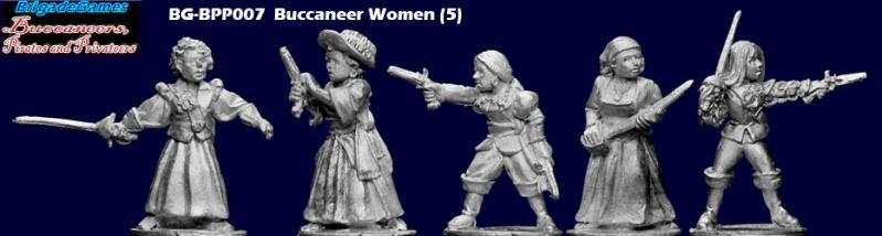 figurines de femmes en civil mais armées Bg-bpp10