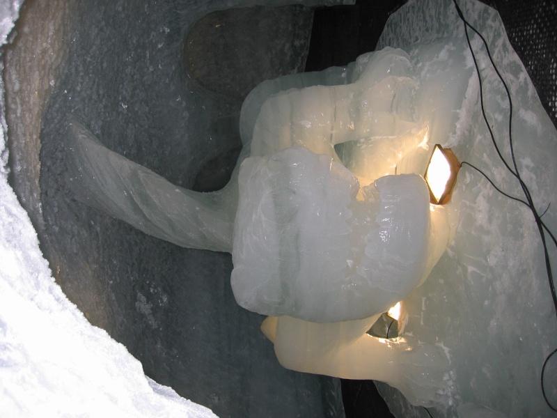 [Tignes]Grotte de glace sur Grande Motte Img_1510