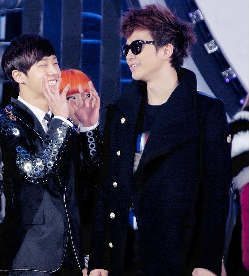 2PM is the best [2PM x BEAST] Kikiju10