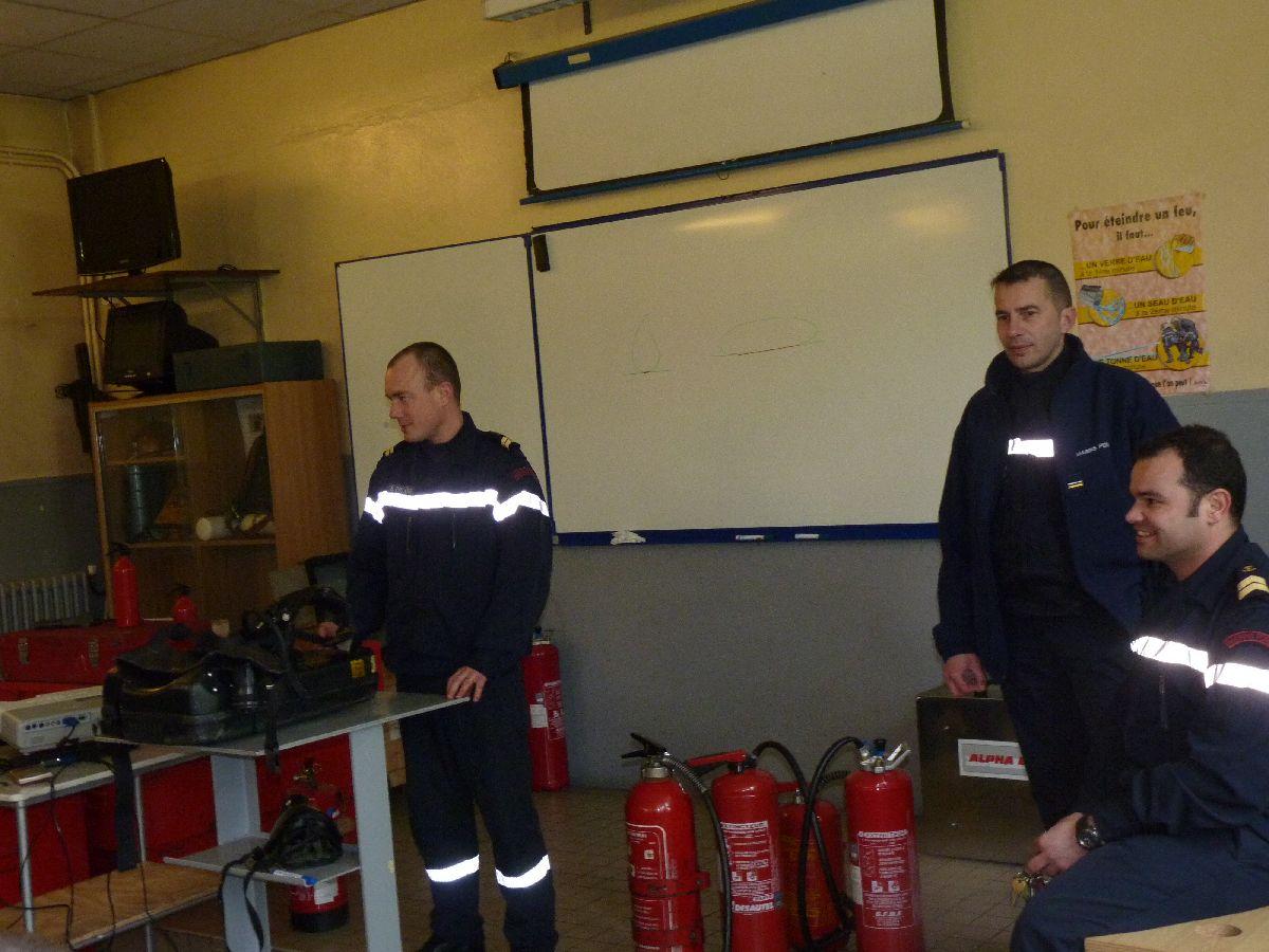 Centre d'Entrainement Securité du Portzic à Brest 0_inst10