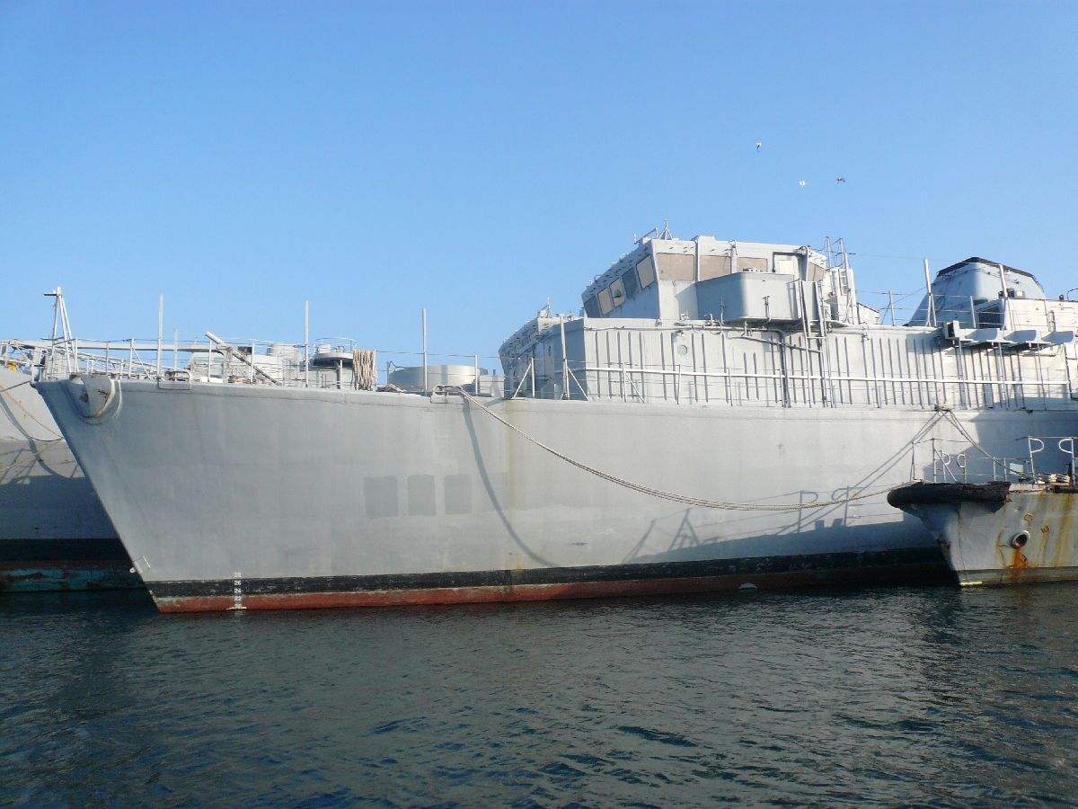 [Les ports militaires de métropole] Port de Brest - TOME 1 - Page 20 1020