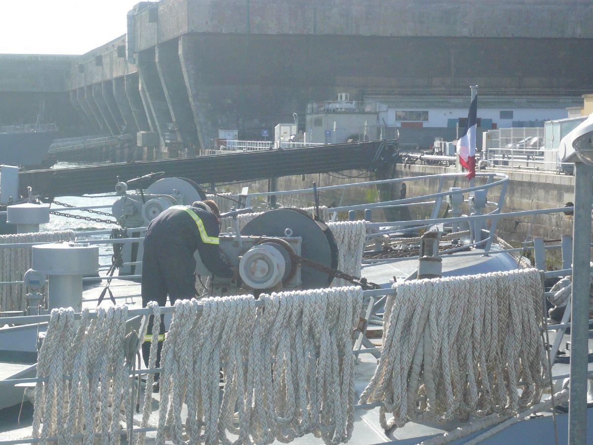 [Les ports militaires de métropole] Port de Brest - TOME 1 - Page 7 10_la_10