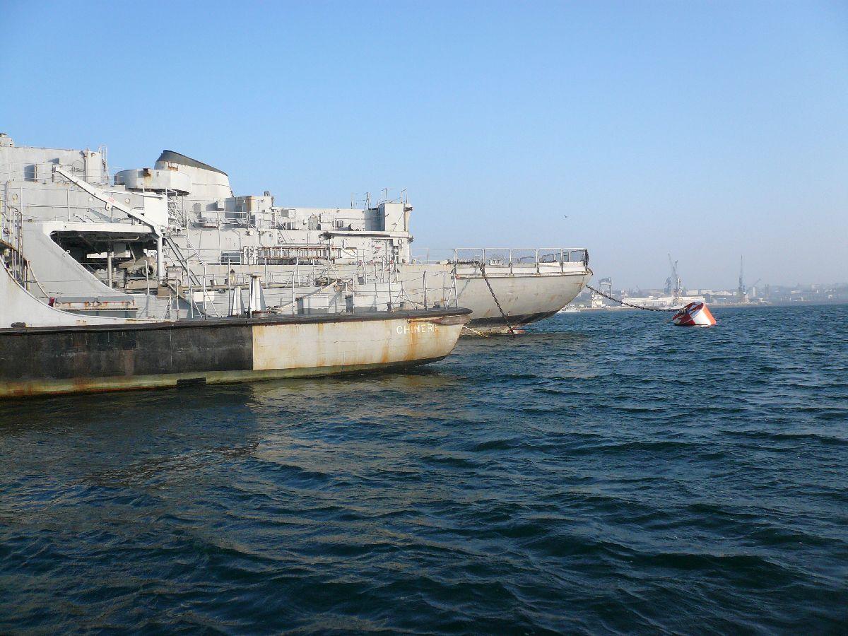 [Les ports militaires de métropole] Port de Brest - TOME 1 - Page 20 1116