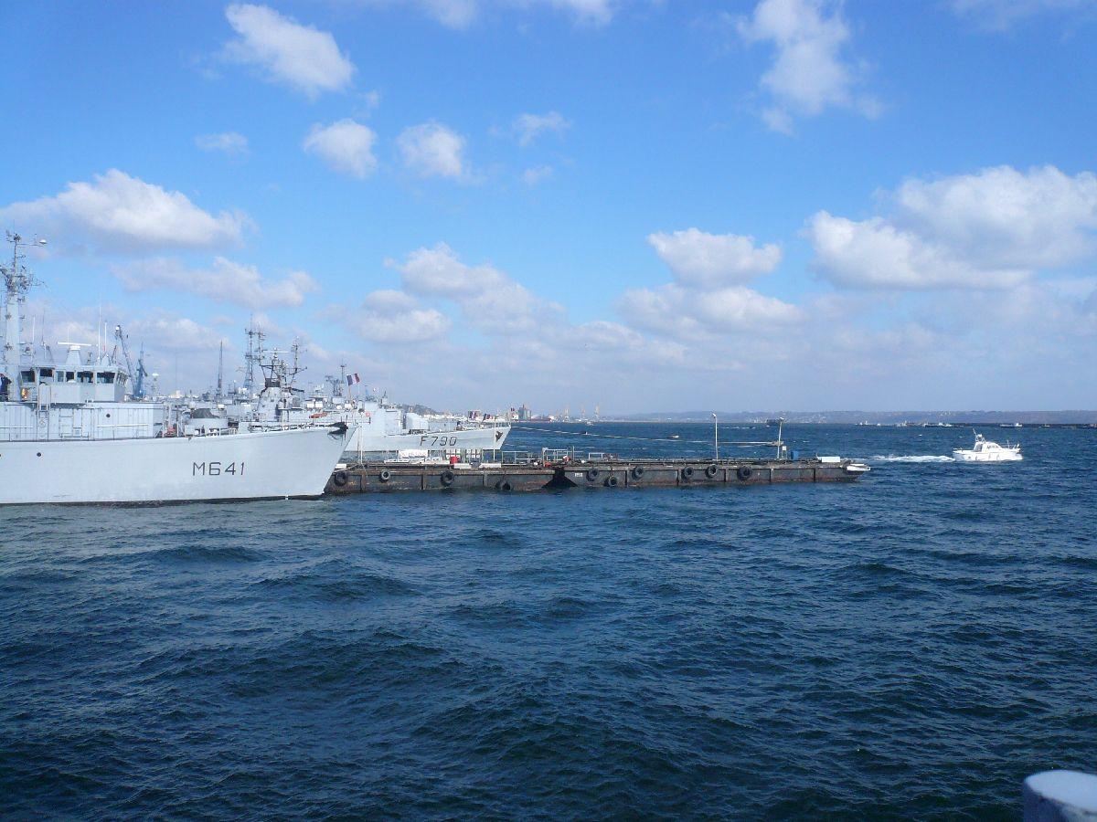 [Les ports militaires de métropole] Port de Brest - TOME 1 - Page 7 15_jus10
