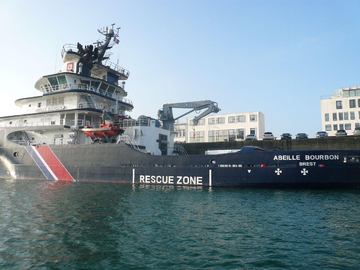 [Les ports militaires de métropole] Port de Brest - TOME 1 - Page 20 18le_b10