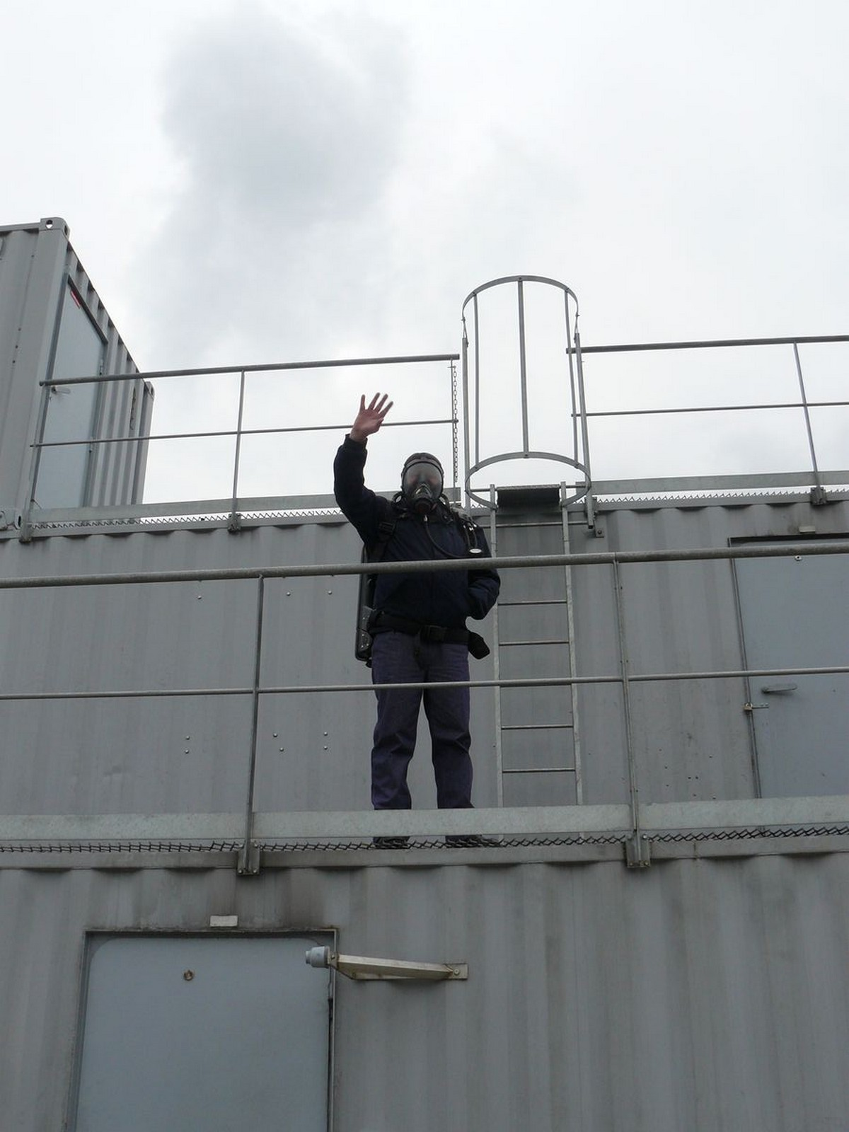 Centre d'Entrainement Securité du Portzic à Brest 19touj10
