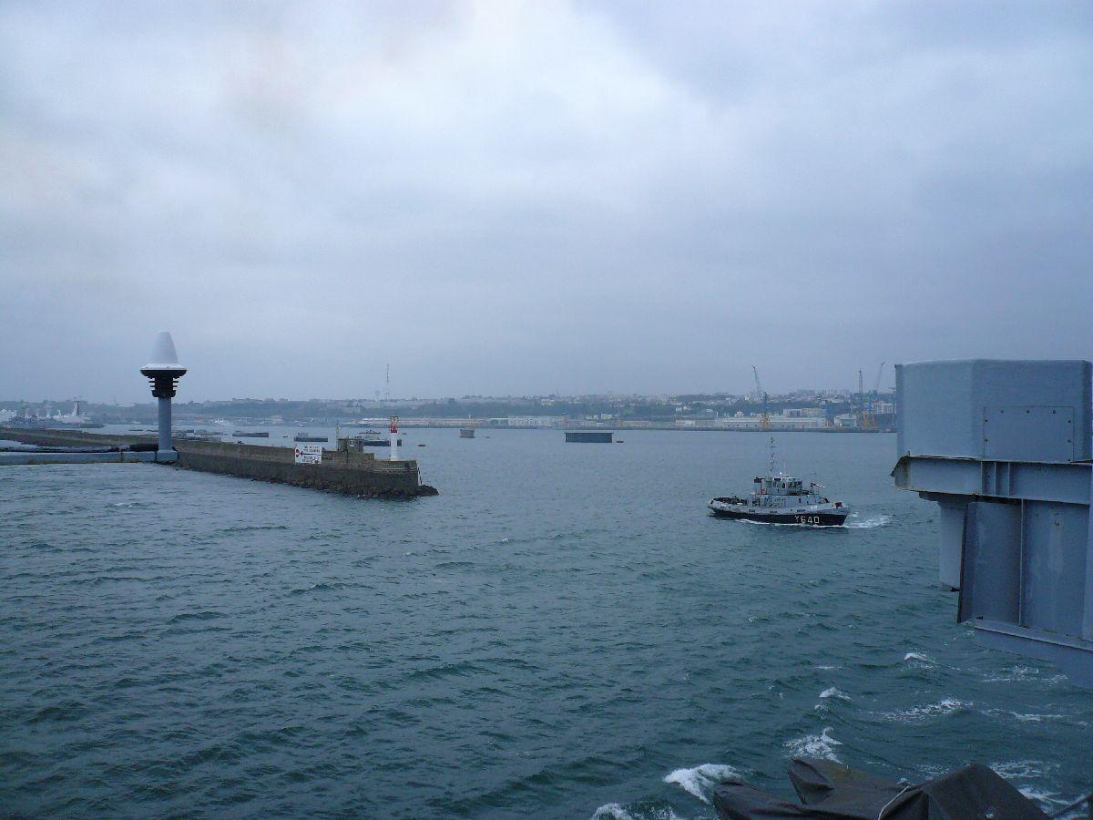 [Les ports militaires de métropole] Port de Brest - TOME 1 - Page 21 1la_pa11