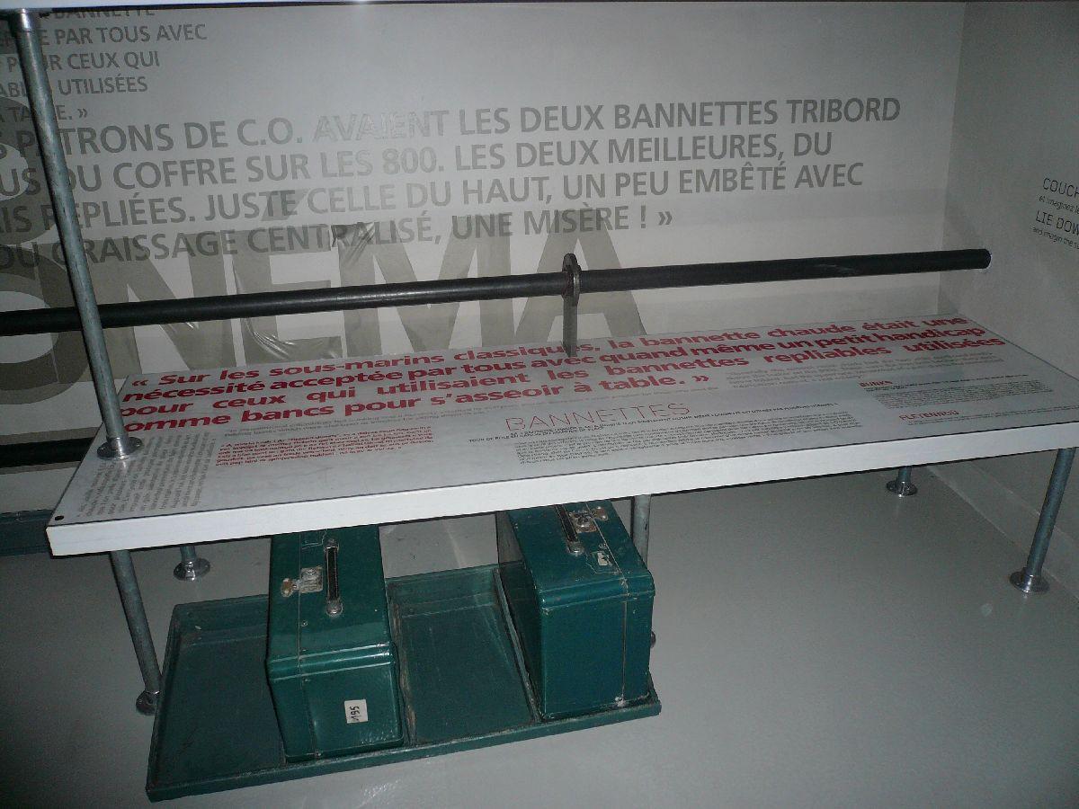 [Les Musées en rapport avec la Marine] Sous-Marin  Flore - Page 3 21_la_10