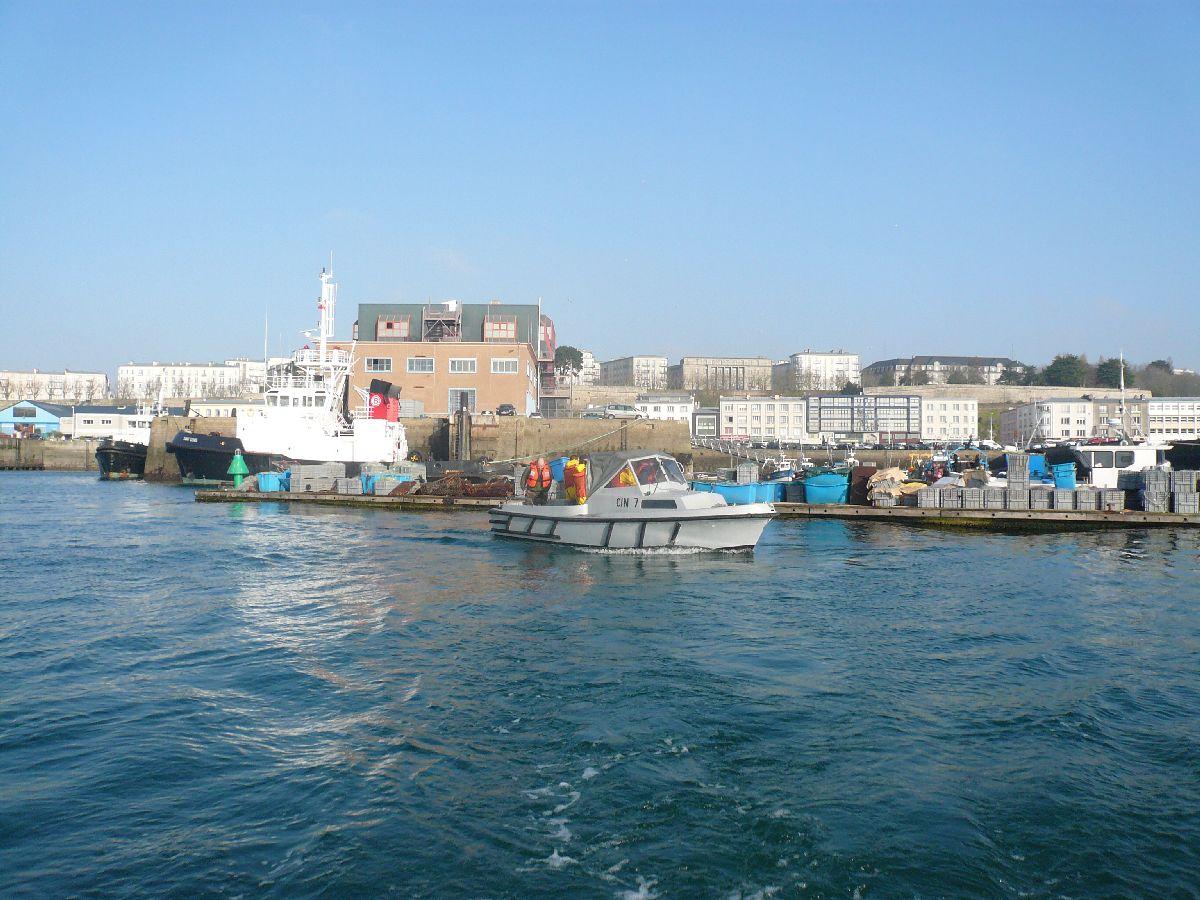 [Les ports militaires de métropole] Port de Brest - TOME 1 - Page 20 23alle10