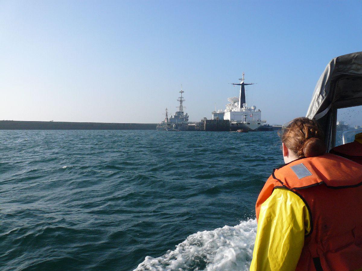 [Les ports militaires de métropole] Port de Brest - TOME 1 - Page 20 24tien10